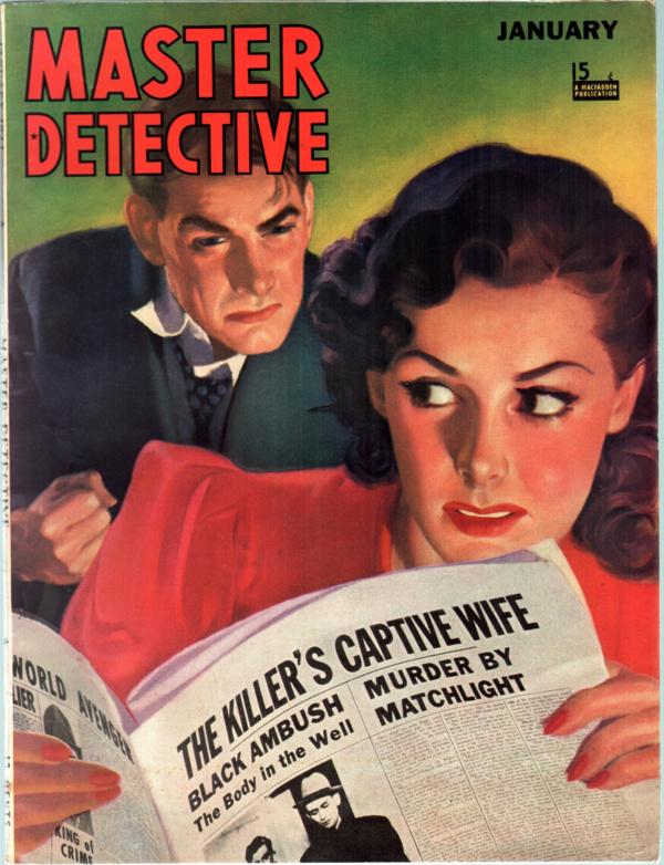 Master Detective - 1941-01