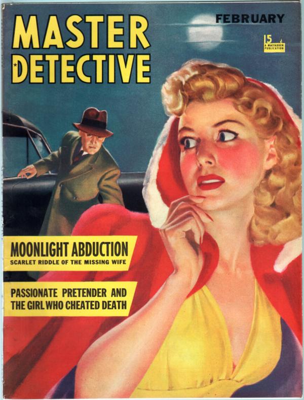 Master Detective - 1941-02