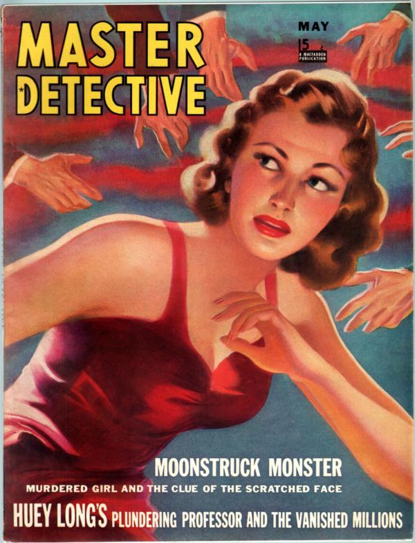 Master Detective - 1941-05