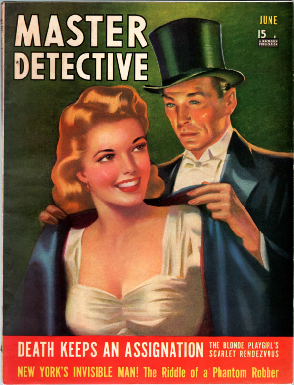 Master Detective - 1941-06