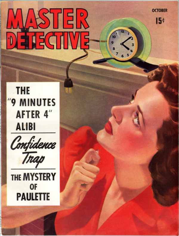 Master Detective - 1941-10