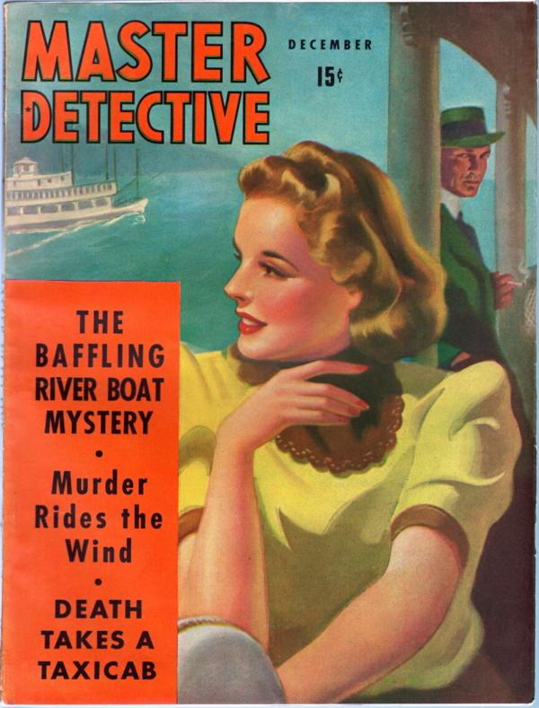 Master Detective - 1941-12