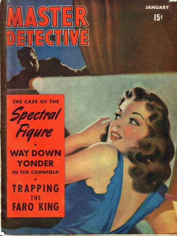 Master Detective - 1942-01