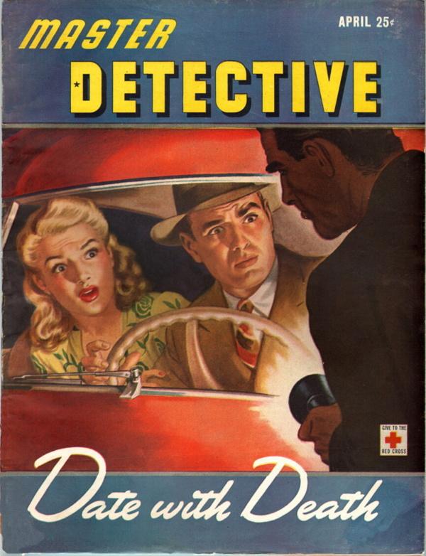 Master Detective - 1945-04