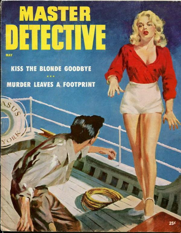 Master Detective - 1954-05