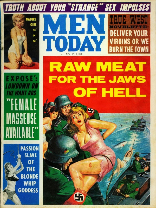 Men Today April 1965