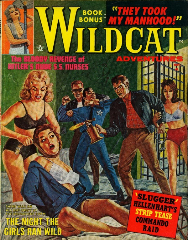 October 1962 Wildcat Adventures