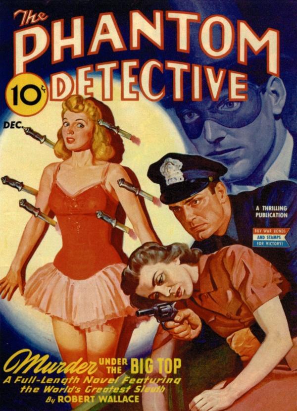 Phantom Detective - 1946-12
