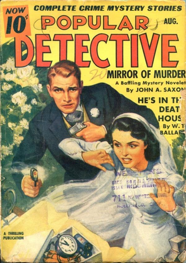 Popular Detective April 1941