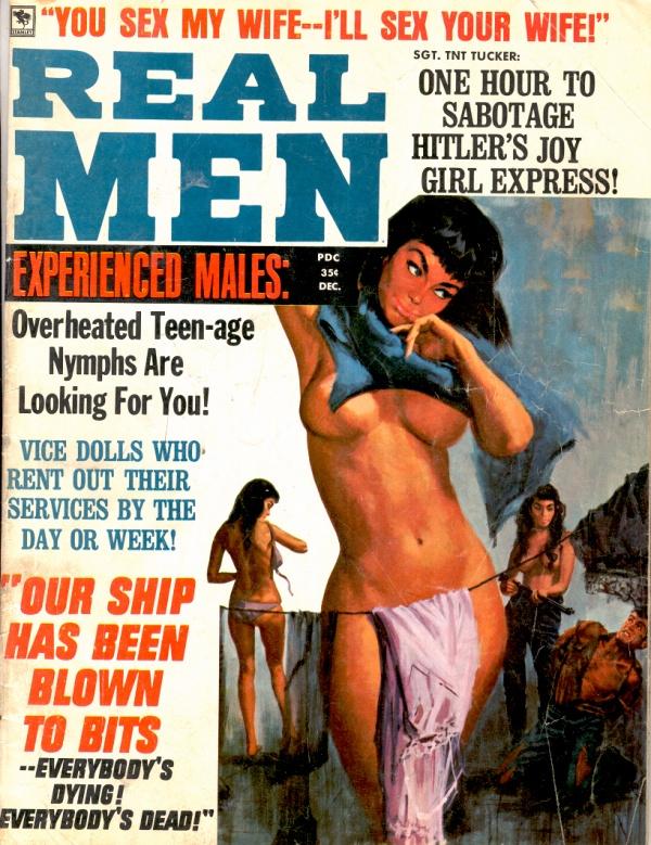 Real Men December 1969