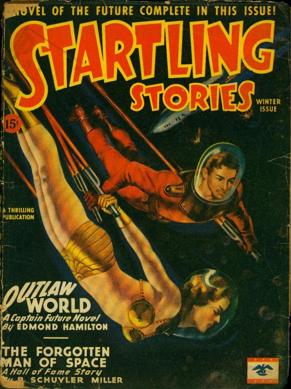 Startling Stories Winter 1946