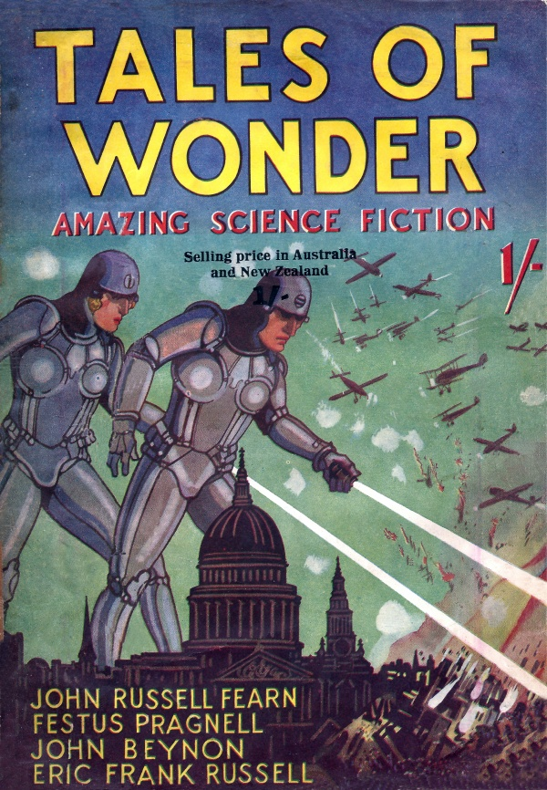 Tales of Wonder #1 1937