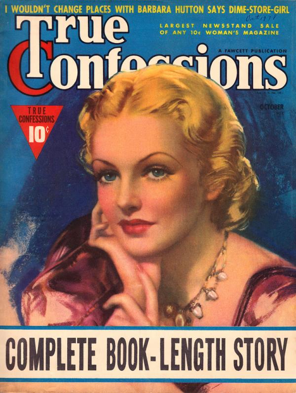True Confessions - 1938-10