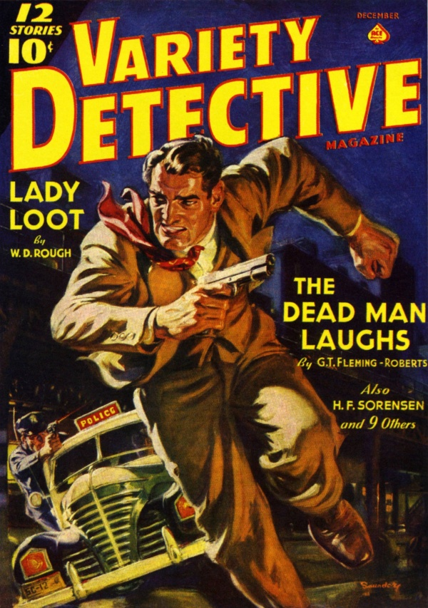 Variety Detective - 1939-12
