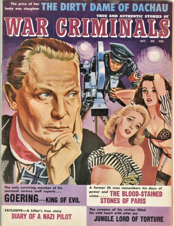 War Criminals Magazine October 1963