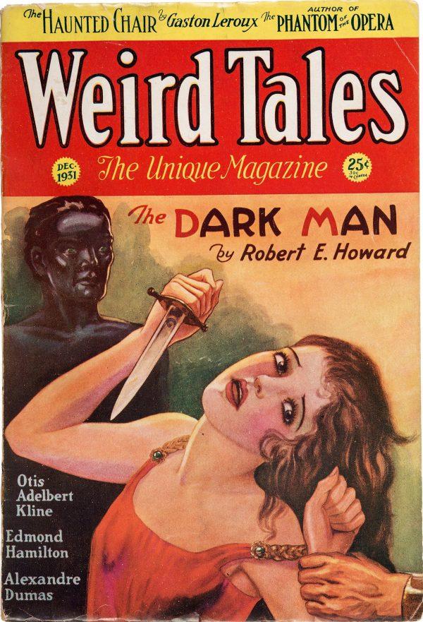 Weird Tales - December 1931