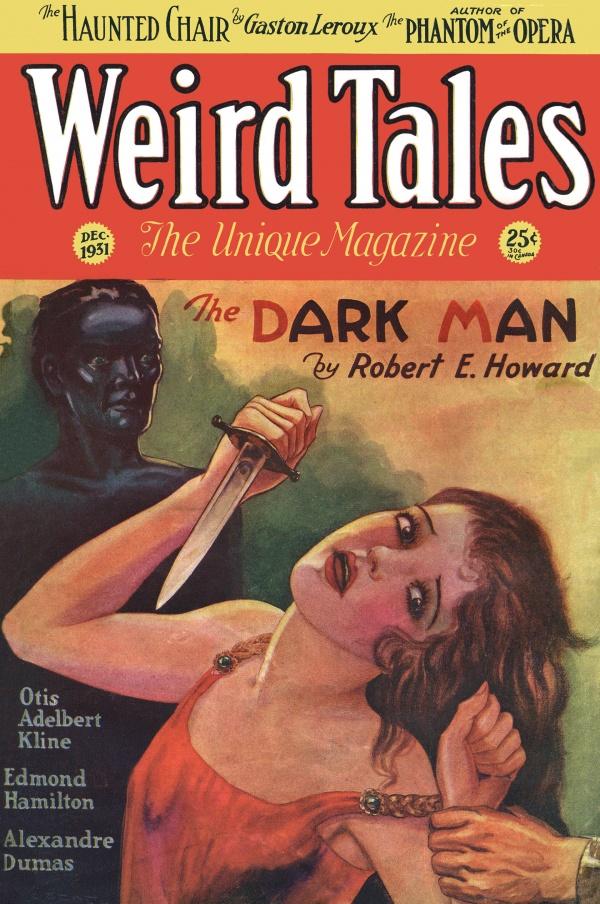 Weird Tales December 1931