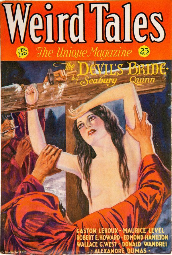 Weird Tales - February 1932