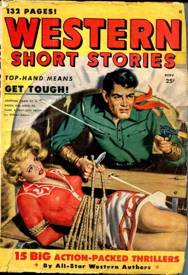 Western Short stories November 1949