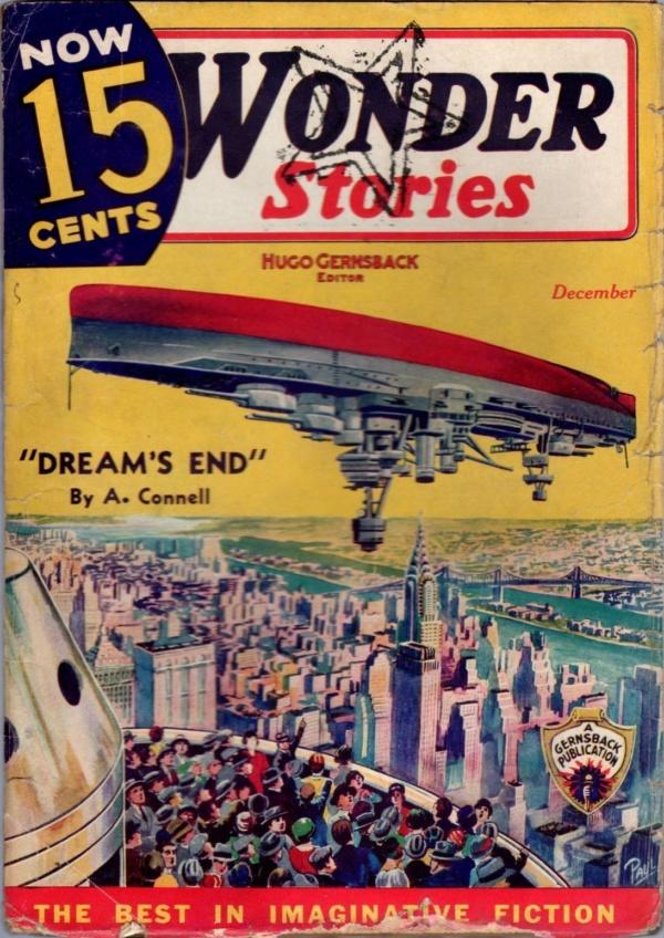 Wonder Stories, November-December 1935
