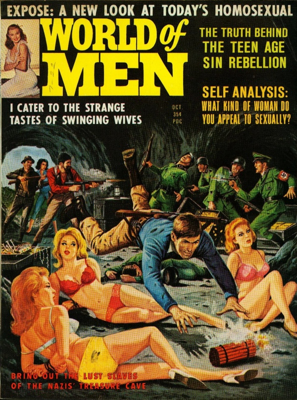 World of Men October 1966