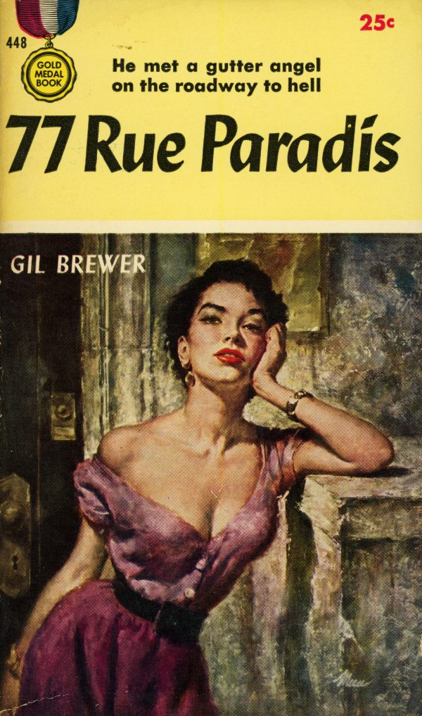 5300470815-gold-medal-books-448-gil-brewer-77-rue-paradis