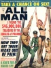 All Man March 1966 thumbnail