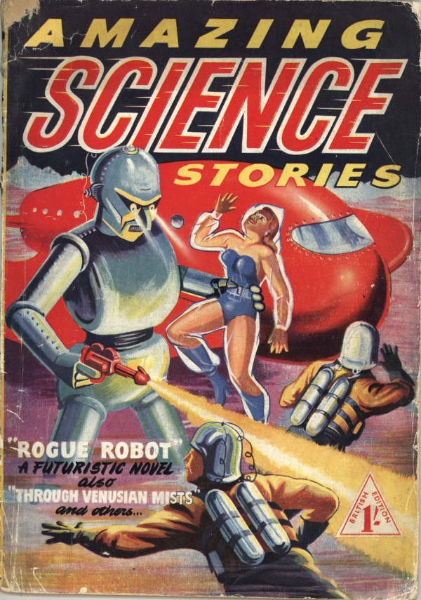 Amazing Science Stories 1951 #2