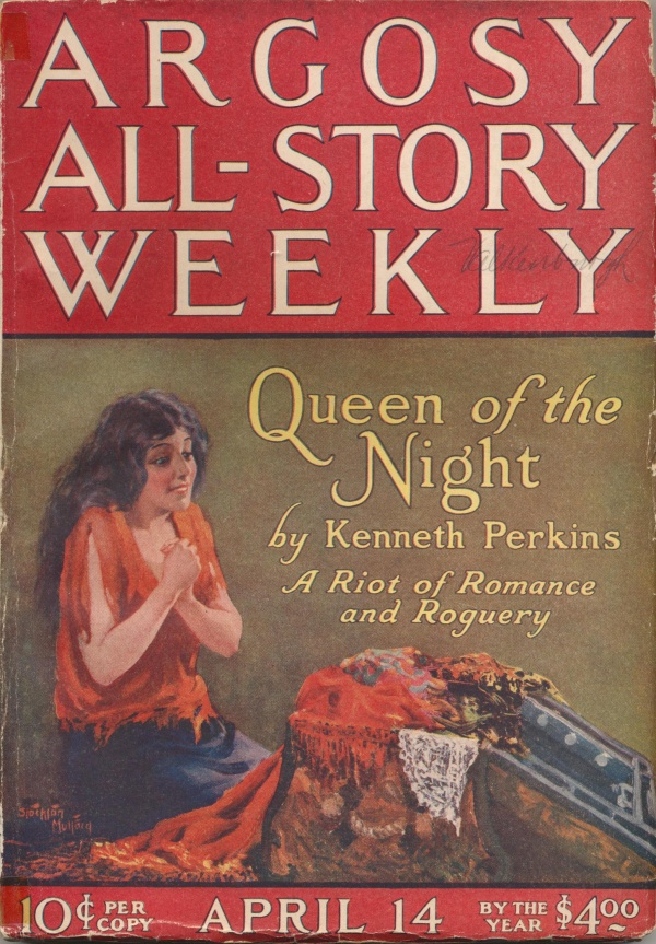 Argosy All Story Weekly April 14 1923