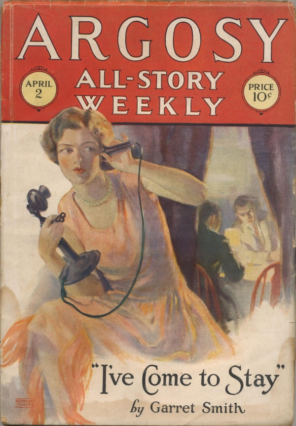 Argosy All-Story Weekly April 2, 1927