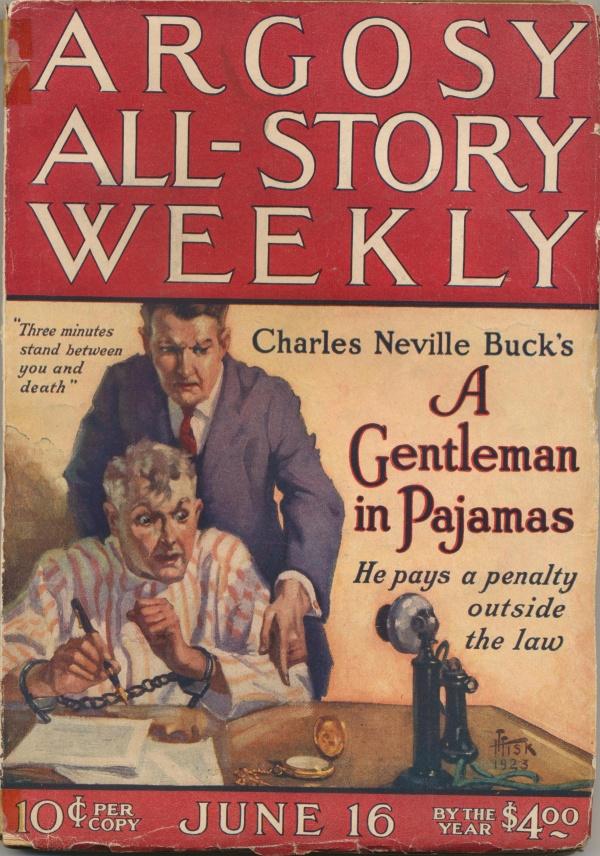 Argosy All Story Weekly June 16 1923