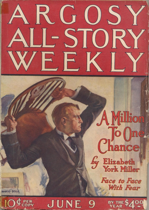 Argosy All Story Weekly June 9 1923