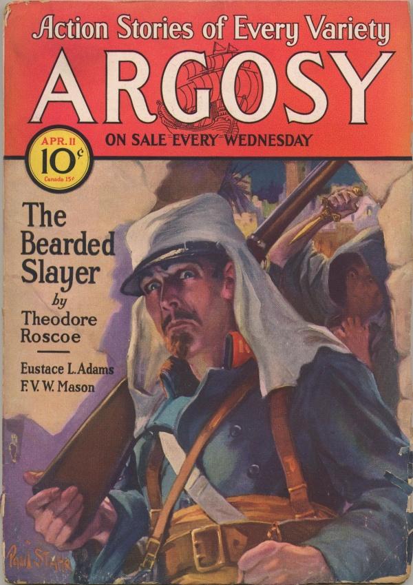 Argosy April 11, 1931