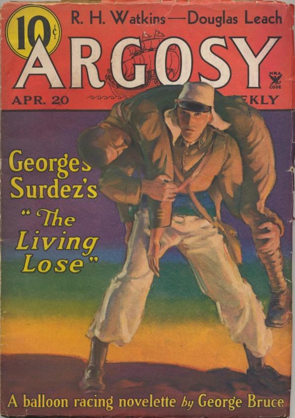 Argosy April 20 1935