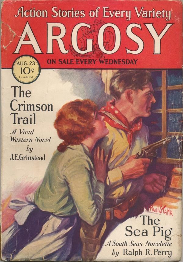 Argosy August 23 1930