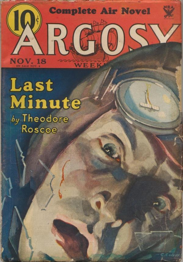 Argosy November 18, 1933