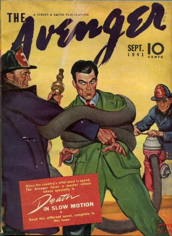 Avenger September 1941