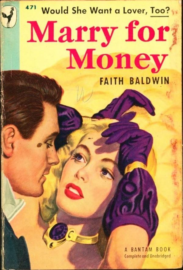 Bantam Books 471 1950