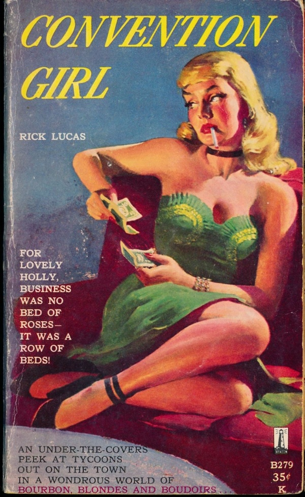 Beacon Books B279, 1959