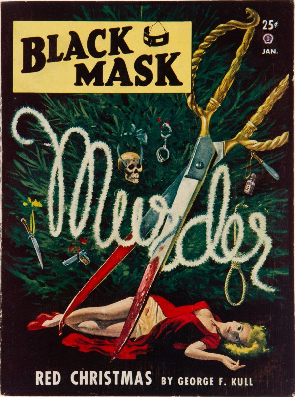 Black Mask - January 1948