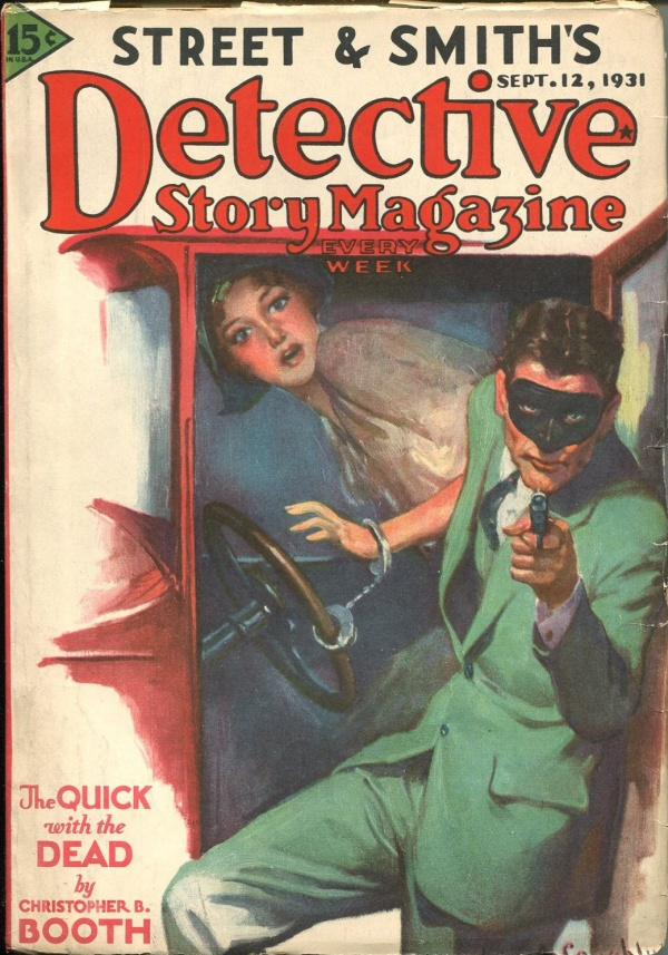Detective Story September 21 1931