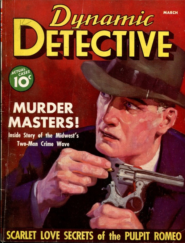 Dynamic Detective March 1937