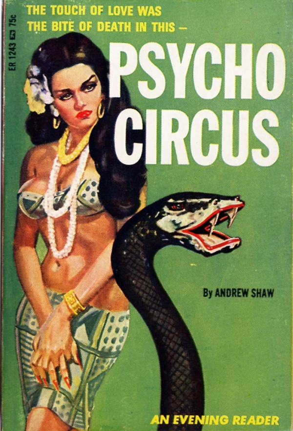 Evening Reader ER1243 - Psycho Circus (1966)