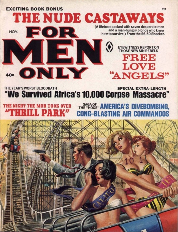 FOR MEN ONLY, November 1967.