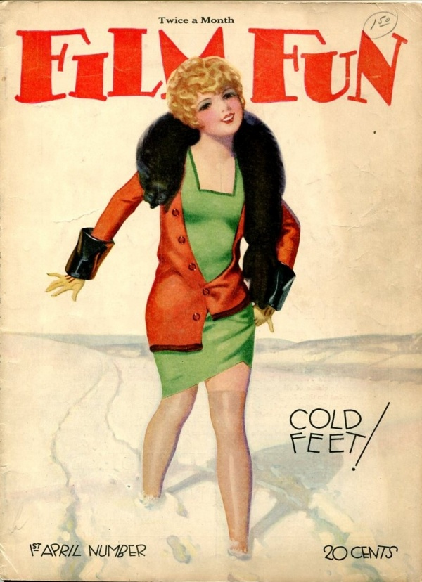 Film Fun April 1928