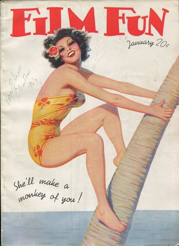 Film Fun January 1935