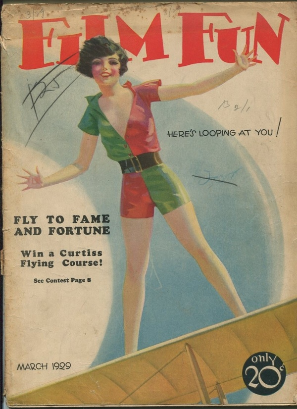 Film Fun March 1929