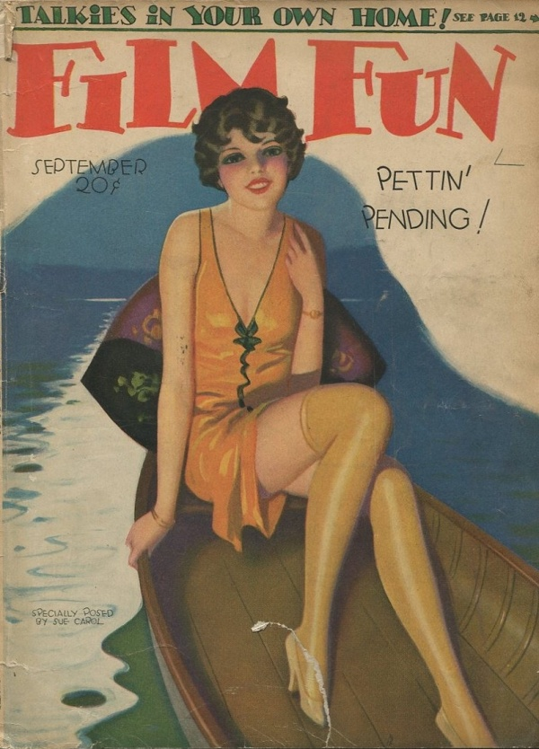 Film Fun September 1929