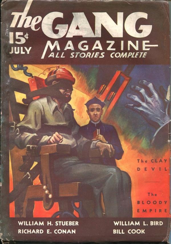 Gang Magazine July 1935