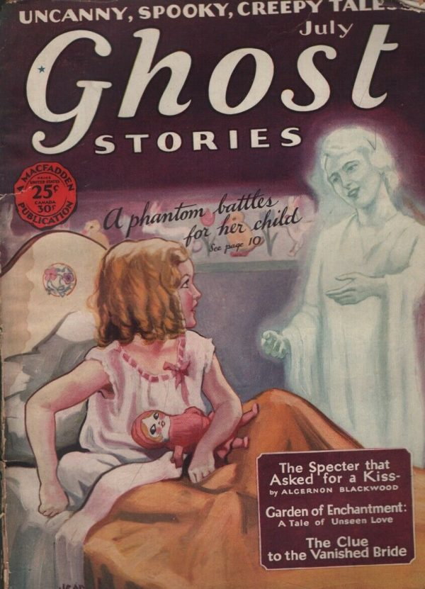 Ghost Stories 1929 July